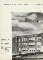 Page 6, 1955 Edition, Harding High School - Saga Yearbook (St Paul, MN) online yearbook collection