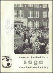 Page 5, 1960 Edition, Harding High School - Saga Yearbook (St Paul, MN) online yearbook collection