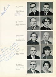 Page 17, 1965 Edition, Harding High School - Saga Yearbook (St Paul, MN) online yearbook collection