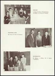 Page 16, 1945 Edition, St Louis Park High School - Echowan Yearbook (St Louis Park, MN) online yearbook collection
