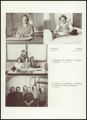 Page 20, 1945 Edition, St Louis Park High School - Echowan Yearbook (St Louis Park, MN) online yearbook collection
