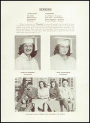 Page 24, 1945 Edition, St Louis Park High School - Echowan Yearbook (St Louis Park, MN) online yearbook collection