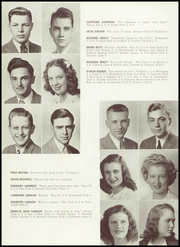 Page 30, 1945 Edition, St Louis Park High School - Echowan Yearbook (St Louis Park, MN) online yearbook collection