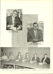 Page 11, 1957 Edition, St Louis Park High School - Echowan Yearbook (St Louis Park, MN) online yearbook collection