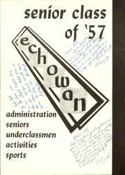 Page 5, 1957 Edition, St Louis Park High School - Echowan Yearbook (St Louis Park, MN) online yearbook collection