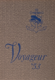 Page 1, 1953 Edition, Minnetonka High School - Voyageur Yearbook (Excelsior, MN) online yearbook collection