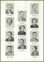 Page 10, 1953 Edition, Minnetonka High School - Voyageur Yearbook (Excelsior, MN) online yearbook collection