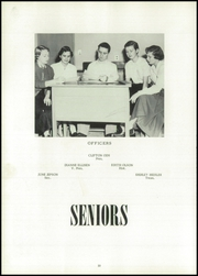 Page 14, 1953 Edition, Minnetonka High School - Voyageur Yearbook (Excelsior, MN) online yearbook collection