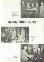 Page 7, 1953 Edition, Minnetonka High School - Voyageur Yearbook (Excelsior, MN) online yearbook collection