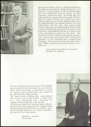 Page 9, 1953 Edition, Minnetonka High School - Voyageur Yearbook (Excelsior, MN) online yearbook collection