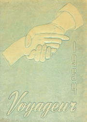 Page 1, 1954 Edition, Minnetonka High School - Voyageur Yearbook (Excelsior, MN) online yearbook collection
