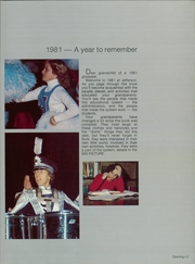 Page 7, 1981 Edition, Jefferson High School - Revolution Yearbook (Bloomington, MN) online yearbook collection
