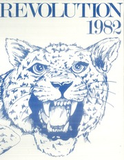 1982 Edition, Jefferson High School - Revolution Yearbook (Bloomington, MN)