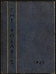 Page 1, 1931 Edition, North High School - Polaris Yearbook (Minneapolis, MN) online yearbook collection