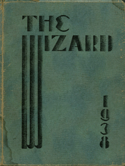 1938 Edition, Edison High School - Wizard Yearbook (Minneapolis, MN)