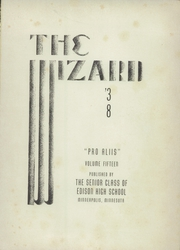 Page 5, 1938 Edition, Edison High School - Wizard Yearbook (Minneapolis, MN) online yearbook collection