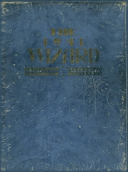 1941 Edition, Edison High School - Wizard Yearbook (Minneapolis, MN)