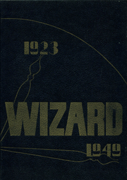 1949 Edition, Edison High School - Wizard Yearbook (Minneapolis, MN)