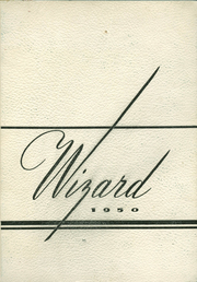 1950 Edition, Edison High School - Wizard Yearbook (Minneapolis, MN)