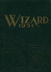 1951 Edition, Edison High School - Wizard Yearbook (Minneapolis, MN)