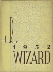 1952 Edition, Edison High School - Wizard Yearbook (Minneapolis, MN)