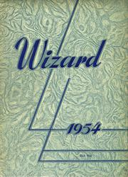 1954 Edition, Edison High School - Wizard Yearbook (Minneapolis, MN)