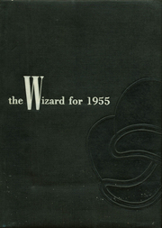 1955 Edition, Edison High School - Wizard Yearbook (Minneapolis, MN)
