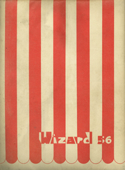1956 Edition, Edison High School - Wizard Yearbook (Minneapolis, MN)