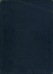 1927 Edition, Moorhead High School - Cho Kio Yearbook (Moorhead, MN)