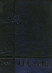 1939 Edition, Moorhead High School - Cho Kio Yearbook (Moorhead, MN)