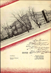 Page 9, 1940 Edition, Moorhead High School - Cho Kio Yearbook (Moorhead, MN) online yearbook collection