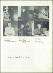 Page 13, 1950 Edition, Moorhead High School - Cho Kio Yearbook (Moorhead, MN) online yearbook collection