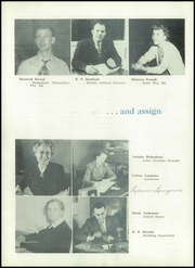 Page 16, 1950 Edition, Moorhead High School - Cho Kio Yearbook (Moorhead, MN) online yearbook collection