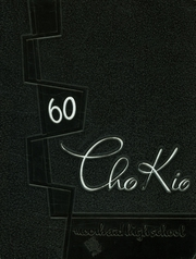 1960 Edition, Moorhead High School - Cho Kio Yearbook (Moorhead, MN)