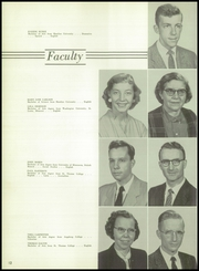 Page 16, 1958 Edition, Forest Lake High School - Forester Yearbook (Forest Lake, MN) online yearbook collection