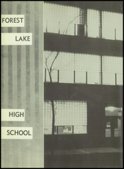 Page 6, 1958 Edition, Forest Lake High School - Forester Yearbook (Forest Lake, MN) online yearbook collection