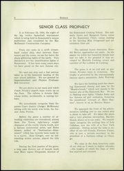 Page 14, 1944 Edition, Rosemount High School - Rohian Yearbook (Rosemount, MN) online yearbook collection