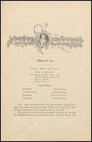 Page 29, 1896 Edition, Central High School - Zenith Yearbook (Duluth, MN) online yearbook collection