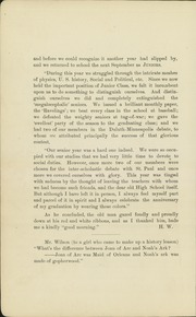 Page 12, 1898 Edition, Central High School - Zenith Yearbook (Duluth, MN) online yearbook collection
