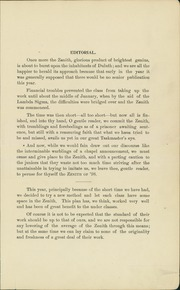 Page 13, 1898 Edition, Central High School - Zenith Yearbook (Duluth, MN) online yearbook collection