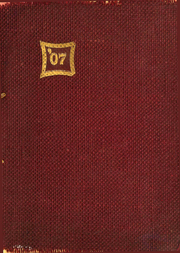 Page 1, 1907 Edition, Central High School - Zenith Yearbook (Duluth, MN) online yearbook collection