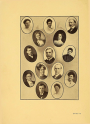 Page 15, 1907 Edition, Central High School - Zenith Yearbook (Duluth, MN) online yearbook collection