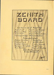 Page 9, 1907 Edition, Central High School - Zenith Yearbook (Duluth, MN) online yearbook collection