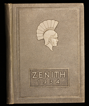Page 1, 1934 Edition, Central High School - Zenith Yearbook (Duluth, MN) online yearbook collection