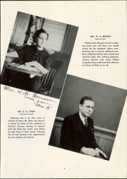 Page 15, 1942 Edition, Central High School - Zenith Yearbook (Duluth, MN) online yearbook collection