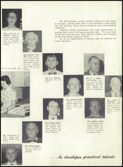 Page 17, 1956 Edition, Central High School - Zenith Yearbook (Duluth, MN) online yearbook collection