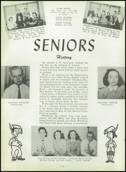 Page 14, 1945 Edition, Brainerd High School - Brainonian (Brainerd, MN) online yearbook collection