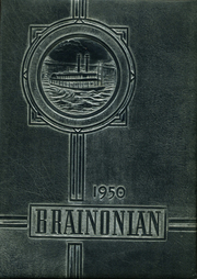 1950 Edition, Brainerd High School - Brainonian (Brainerd, MN)