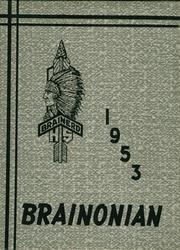 1953 Edition, Brainerd High School - Brainonian (Brainerd, MN)