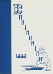 1955 Edition, Brainerd High School - Brainonian (Brainerd, MN)